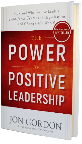Power of Positive Leadership Book Cover